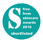 FreeFrom SkinCare Awards 2016 logo